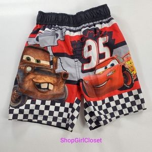 💥Just In💥Cars Swim Trunks...Size 3T